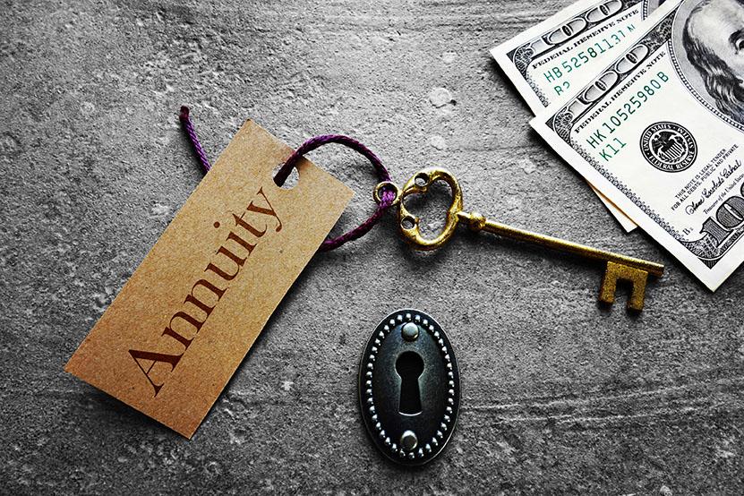 Ralph Richardson Insurance Annuity Retirement