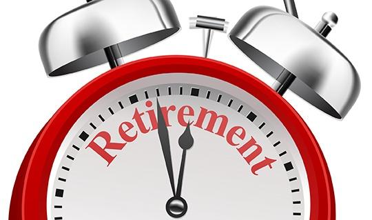 Retirement Alarm Clock
